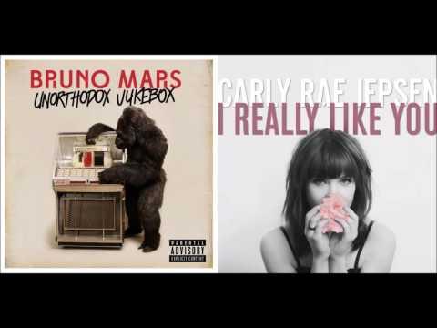 I Really Like Your Treasure - Bruno Mars vs. Carly Rae Jepsen (Mashup)