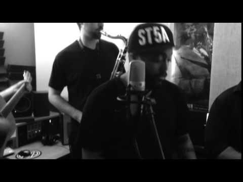 """Cliff Beach- """"Let Me Down""""-Tiny Desk NPR Contest- Web Version- Funky/Soul"""