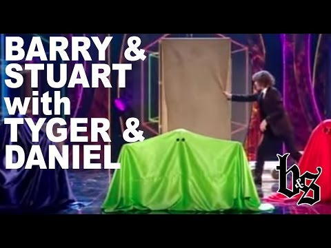 How to be Barry and Stuart with Tyger Drew-Honey and Daniel Roche