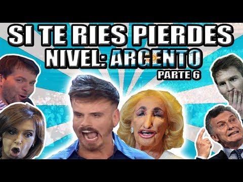 ✔ SI TE RIES PIERDES NIVEL ARGENTO ✔ (100% ARGENTINO) HUMOR ARGENTINO/VIDEOS GRACIOSOS Parte 6