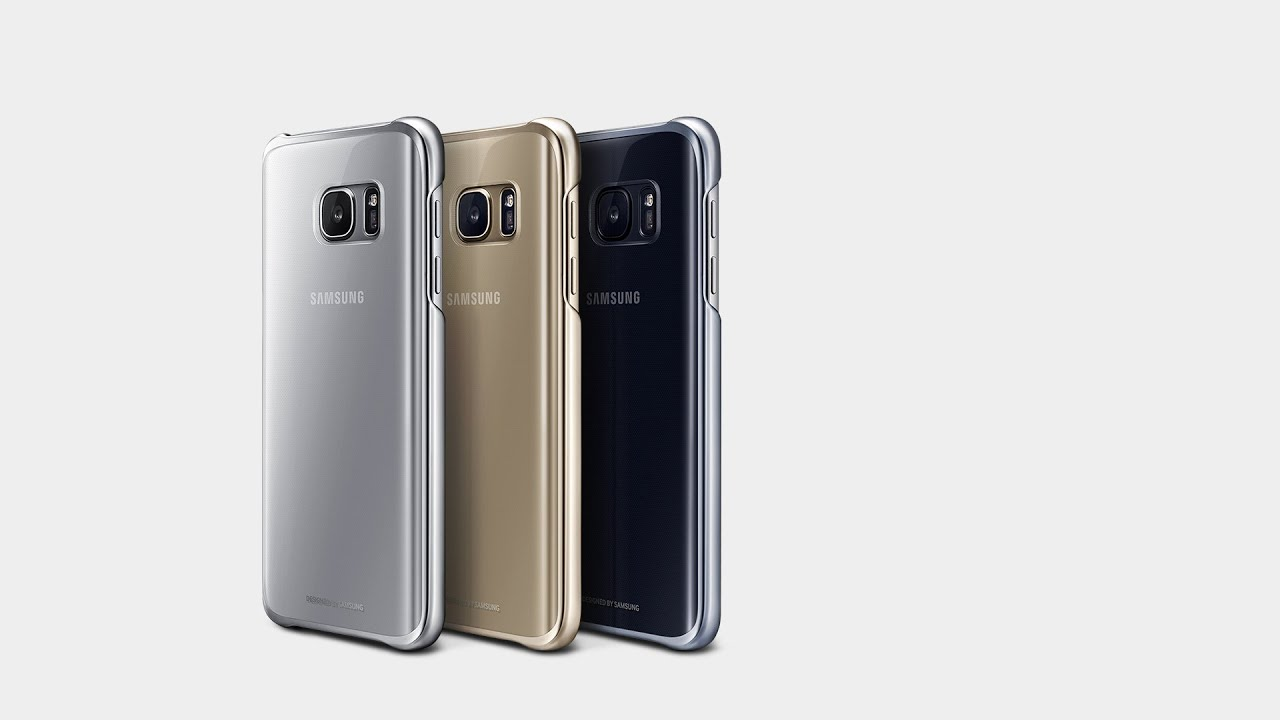 clear case for samsung s7