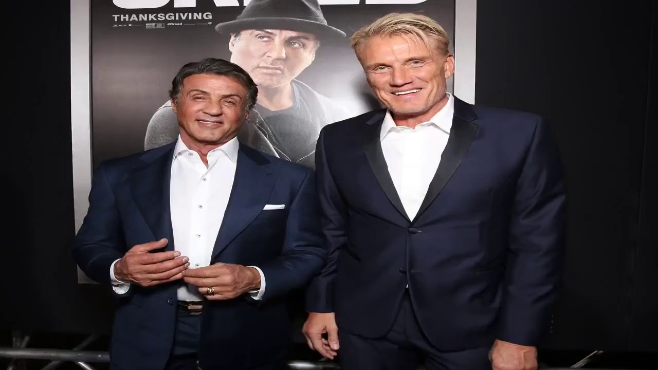 Sylvester Stallone Says He 'Hated' Dolph Lundgren When He Was Cast In 'Rocky IV'    Breaking News