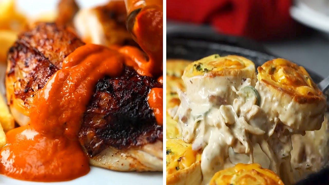 6 Spicy Summer Chicken Recipes