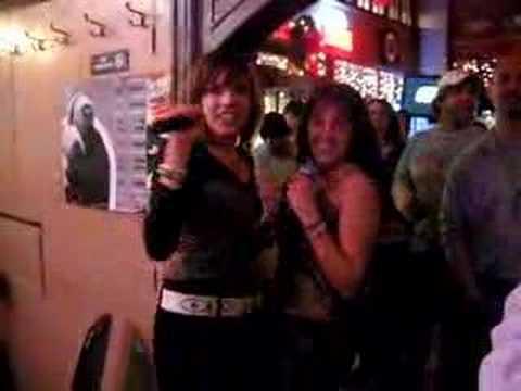 Karaoke with Steph & Coll