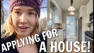 APPLYING FOR MY FIRST HOUSE!!   WEEK IN MY LIFE