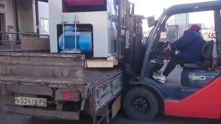 Погрузка и доставка двухвального многопильного станка Белая Акула(, 2015-09-01T09:44:10.000Z)