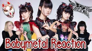 [REACTION] Babymetal - Gimme Chocolate | Otome no Timing