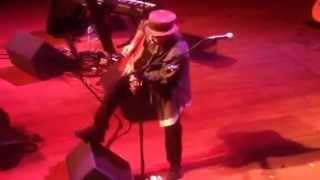 "Nils Lofgren Ulster Hall, Belfast 1st November 2015 - ""Keith Don"