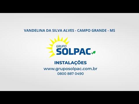 Instalação Concluída – Campo Grande - MS