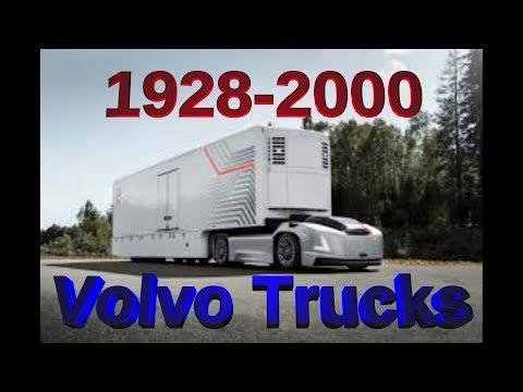 History Of Volvo  Trucks The Mark.