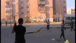 القبض على مرتزقة القدافى بعد تحرير ابوسليم -- 25  اغسطس