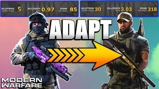 Modern Warfare: Improve KD/SPM Fast | How to Become a Top Tier Player #2
