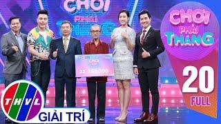 """Chơi Phải Thắng–Tập 20 FULL: Đỗ Mỹ Linh bất ngờ khi Dương Lâm đăng quang """"hoa hậu"""" ngay tại sân khấu"""