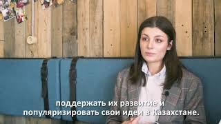 Вероника Фонова: Становление феминистки и лидера первого в Казахстане феминистского марша