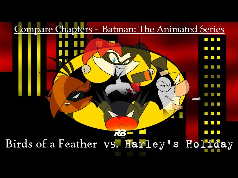 Stupid Movie Reviews - Compare Chapters: Batman The Animated Series