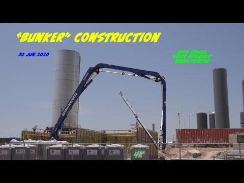 2020 06 30 Bunker Build