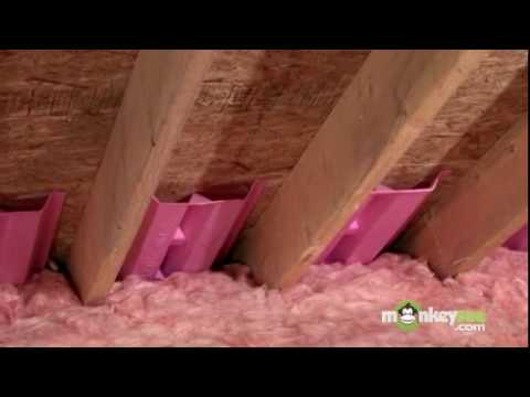 Adding Batt Insulation to an Attic & Adding Batt Insulation to an Attic - YouTube