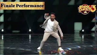 Super Dancer Chapter 3 : Dharmesh Yelande Sir Rocking Dance Performance On SD3 Finale | Super Finale