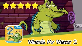 Where's My Water? 2 Level 43 Walkthrough Exciting Adventure! Recommend index five stars