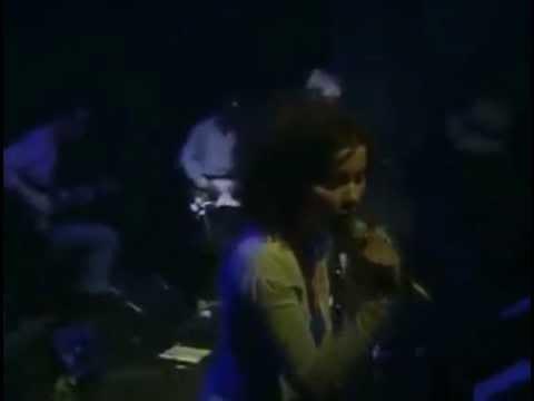 The Sugarcubes •ั live - Mamma & Cold Sweat + interview (Zabor, 1988) (2/6)