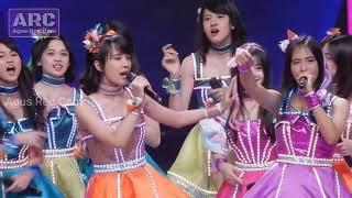 Beby dan Jinan JKT48 Ngerap - Indosiar Luar Biasa