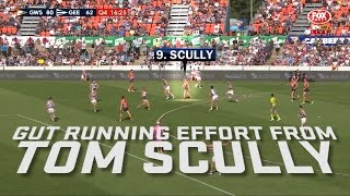 Play of the Day: Scully