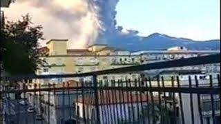 زلزال بقوة 4.8 درجة يضرب صقلية الإيطالية وإصابة عدد من الأشخاص…