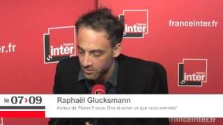 Raphaël Glucksmann sur l'identité nationale