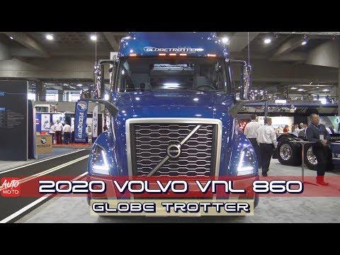 2020 Volvo VNL 64T 860 Globe Trotter - Exterior And Interior - ExpoCam 2019