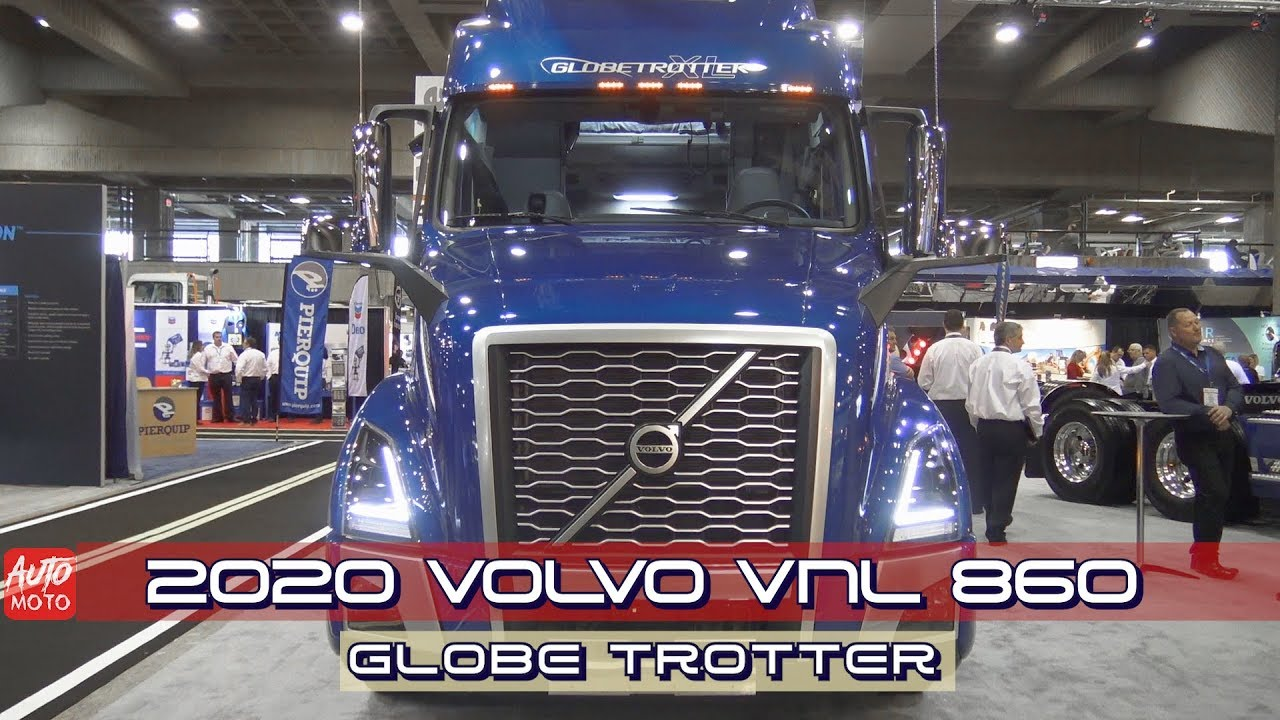 2020 Volvo Vnl 64t 860 Globe Trotter Exterior And Interior