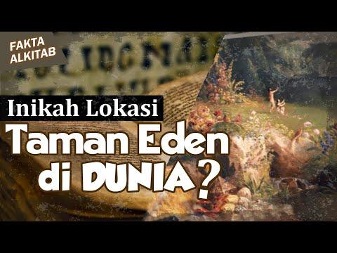 #FaktaAlkitab - Taman Eden