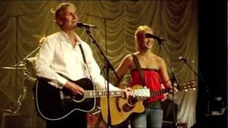 Steffen Brandt og Tina Dickow -  hallelujah - live 2004