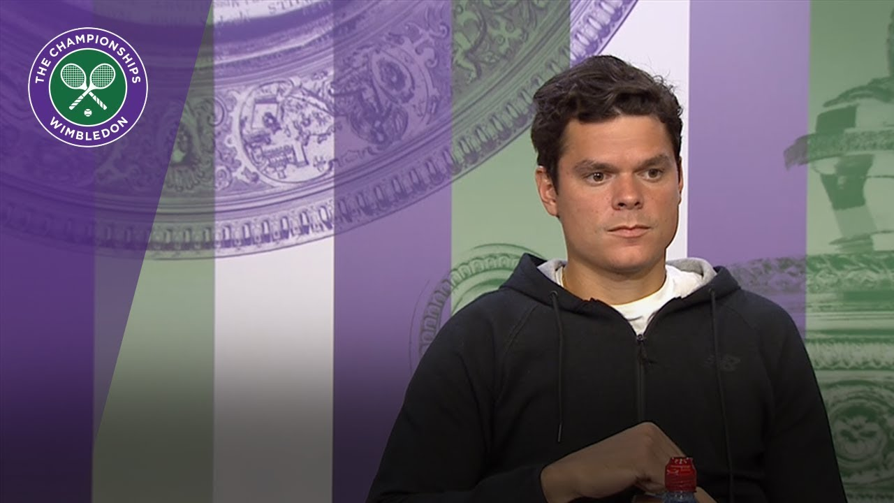 Milos Raonic QF Press Conference