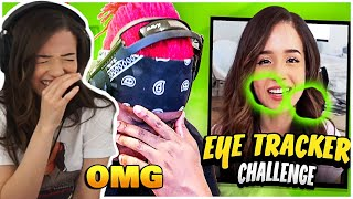 Poki Reacts To KSI EYE TRACKER CHALLENGE (Respect Women Edition)
