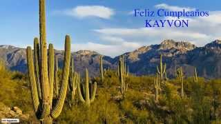 Kayvon   Nature & Naturaleza
