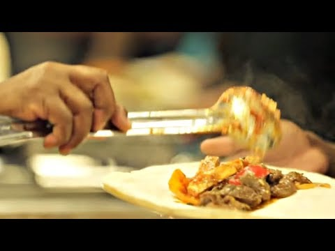 International Cuisine - La Gran Fiesta