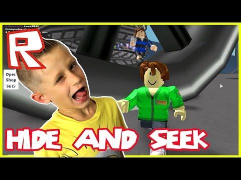 Hide and Seek Extreme - Karina GOT ME | Roblox