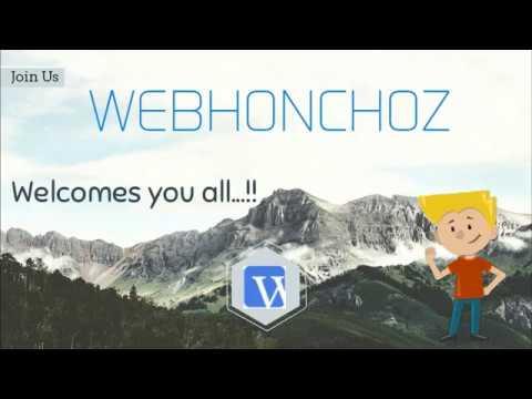 Webhonchoz: Website Designing and Development Company USA