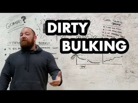 Should You Dirty Bulk? Using Processed Foods and High Calories to Gain Size and Strength