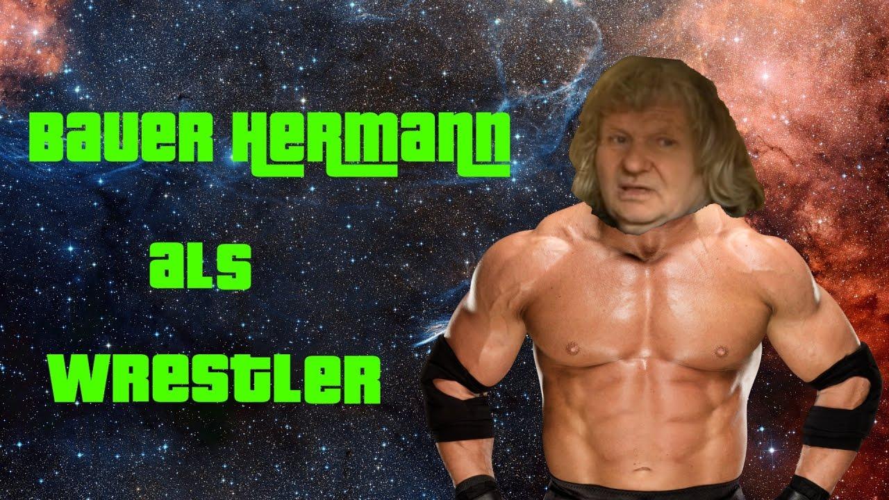 Herman The German Wrestling