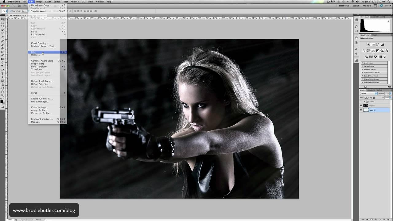 The Cinematic Look – How To Make Your Photographs Look Like