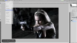 Photoshop Tutorial: Cinematic Widescreen Cropping