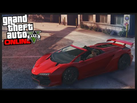 GTA 5 Online: NEW INSANE Convertible Super Cars Idea in GTA 5! (IMAGES)