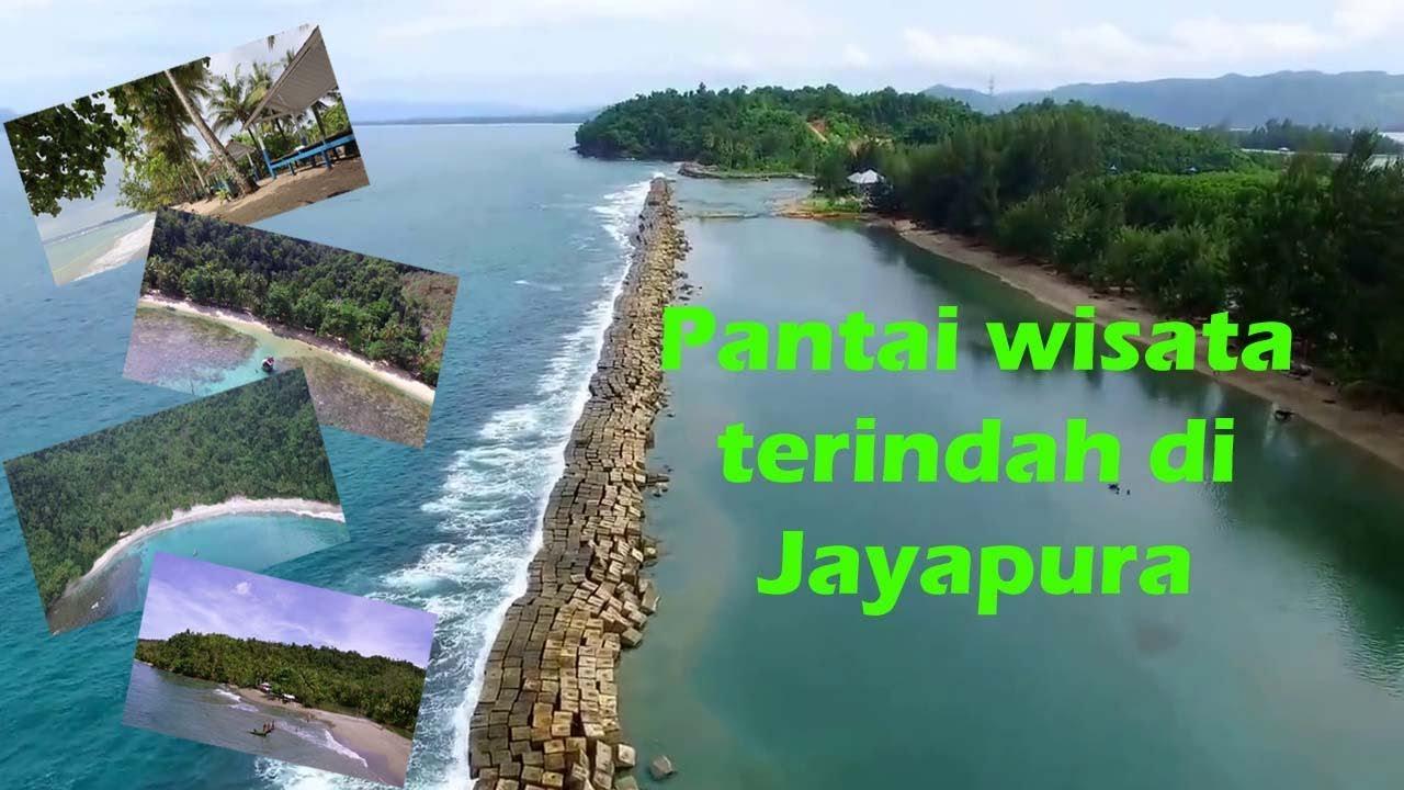 Inilah pantai wisata di Jayapura/Papua