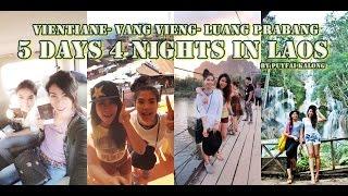 Laos Trip 2016 (Vientiane, Vang Vieng n' Luang Prabang)