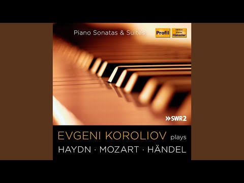 Piano Sonata No. 11 In A Major, K. 331: I. Variation 6: Allegro