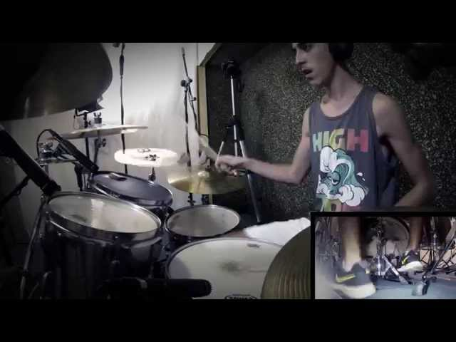 August Burns Red - Marianas Trench (Drum Cover)
