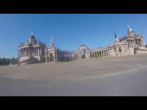 Potsdam, Sanssouci Trailer 2016