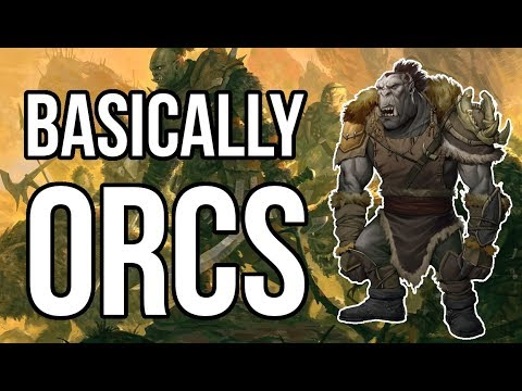 Download Basically Orcs