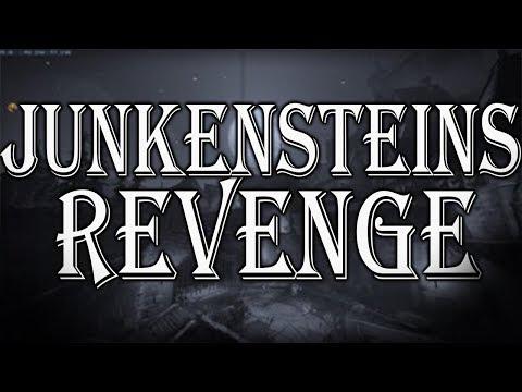 JUNKENSTEINS REVENGE - LEGENDARY MODE